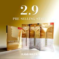 KAMI-WAZAシリーズ2月9日より先行発売決定!